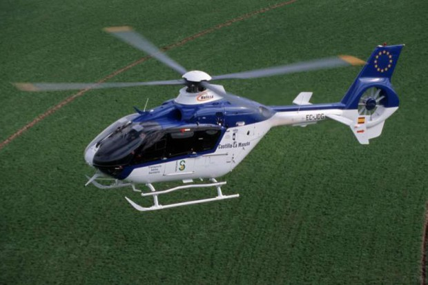 Warszawa: Eurocopter gotowy do służby w LPR