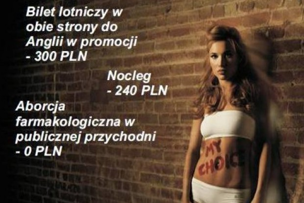 Wielka Brytania: parlamentarzyści przeciwni polskiej turystyce aborcyjnej