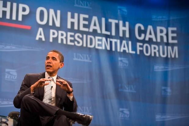 Obama apeluje o odwagę uchwalenia reformy zdrowotnej