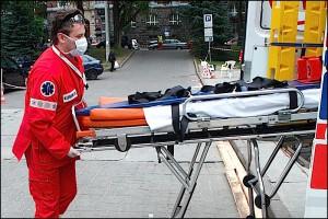 Uruchomiono SOR w Szpitalu Czerniakowskim