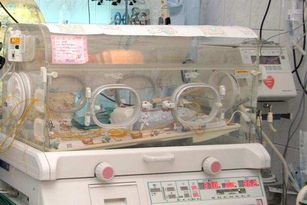 Zielona Góra: nietypowa akcja pomocy dla oddziału noworodków