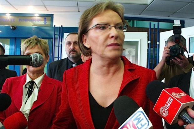 Warszawa: pani minister otworzyła nowoczesne laboratorium