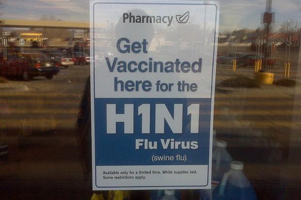 Szczepienia przeciwko grypie A: rachunek do zapłacenia jest wysoki...
