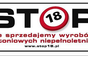 Stop sprzedaży papierosów nieletnim