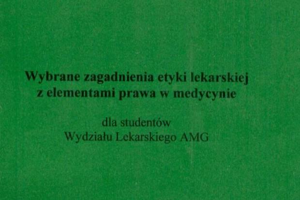 Warszawa: etyka w praktyce lekarskiej