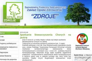 Szczecin: samorząd wspiera szpital Zdroje