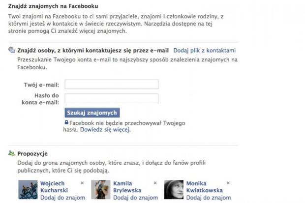 Placówki MSWiA na Facebooku