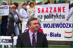 Stan zdrowia Śląska: oby leczenie nie skończyło się powikłaniami