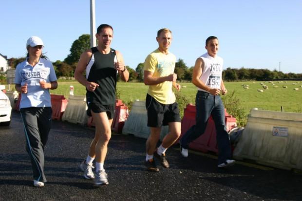 Irlandia: maratończyk pobiegnie dla chorych dzieci z Radwanowic