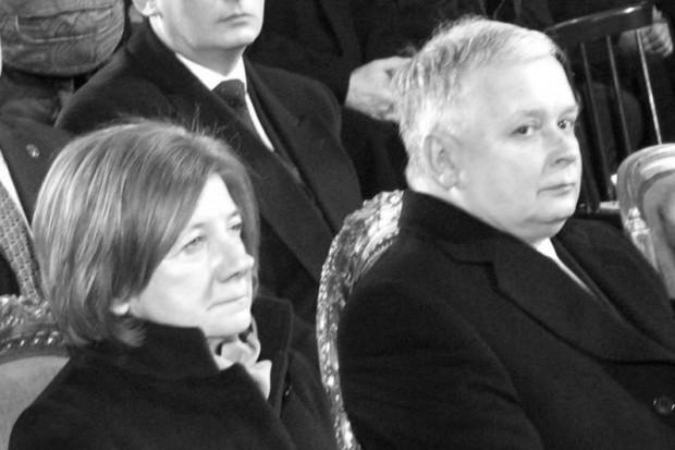 Lech Kaczyński, prezydent Rzeczypospolitej...