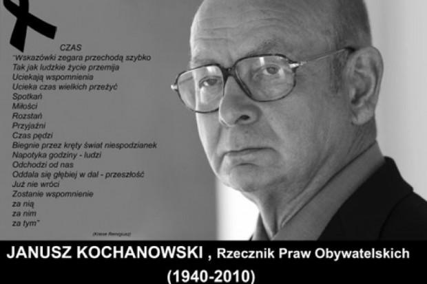 Urzędem RPO kieruje Stanisław Trociuk