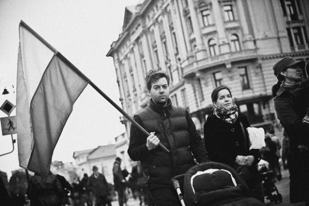 Katowice: Solidarność przy trumnach