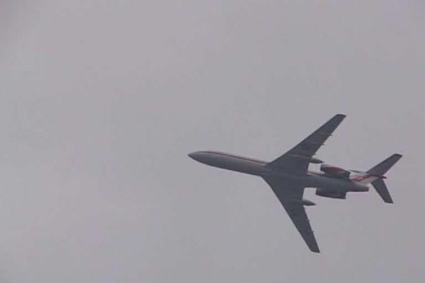 Katastrofa pod Smoleńskiem: w samolocie nie było wybuchu ani pożaru