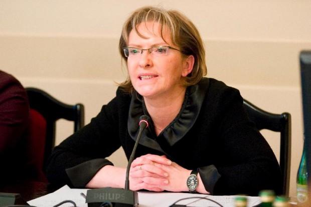Ewa Kopacz:  ciekawe, jak zachowaliby się polscy lekarze