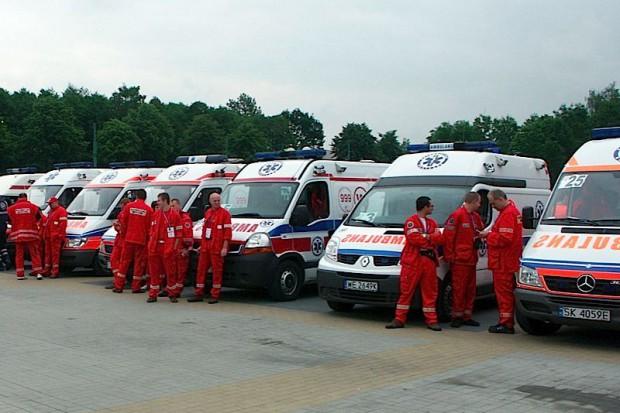 Kraków: pogotowie ratunkowe, czyli pełna mobilizacja