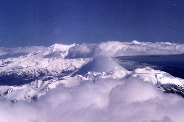 GIS: obecnie pyły wulkaniczne nie stanowią zagrożenia dla zdrowia