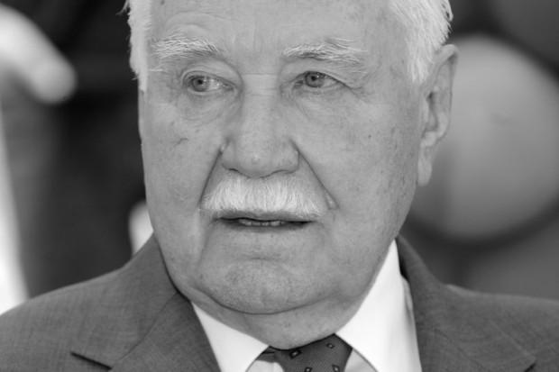 Warszawa: przedostatnia droga Ryszarda Kaczorowskiego