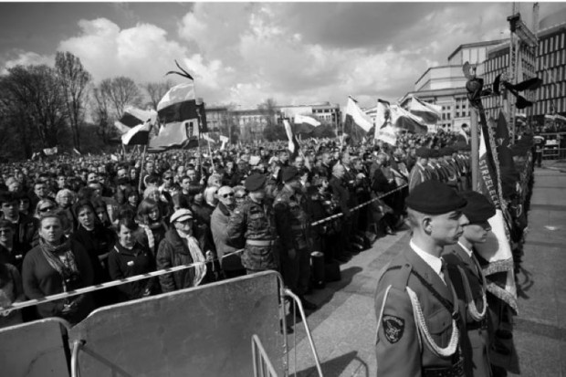 Warszawa: rozpoczęły się uroczystości żałobne