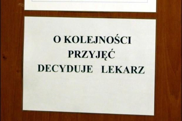 Lekarz musi być stoikiem, czyli za drzwiami gabinetu