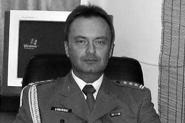 Pochowano Wojciecha Lubińskiego