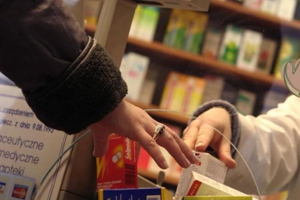 GUS: rośnie sprzedaż farmaceutyków