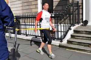 """Przebiegł Irlandię dla podopiecznych Fundacji """"Mimo Wszystko"""""""