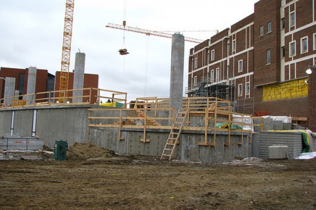 Czerwona Góra: rozpoczęła się budowa bloku operacyjnego