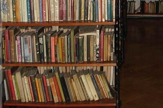 Bytom: przekaż książkę szpitalnej bibliotece
