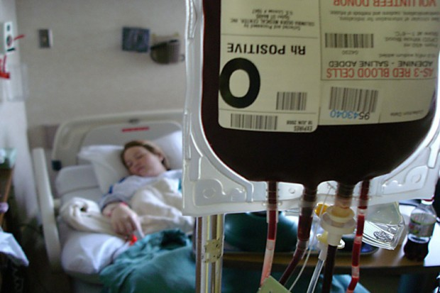 Młodzież chętnie oddaje krew