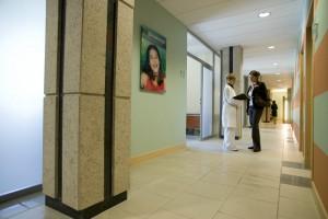 To działa na klientów jak magnes, czyli centrum medyczne pożądanym najemcą