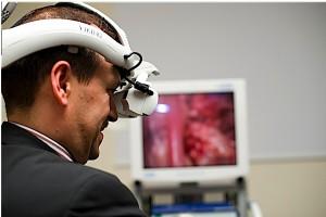 Warszawa: operacja metodą laparoskopii przestrzennej