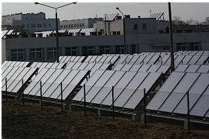Gorzów Wielkopolski: przed szpitalem wyrosło solarne pole