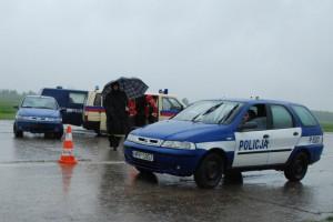 Katowice: ratownicy-kierowcy doskonalą techniki bezpiecznej jazdy