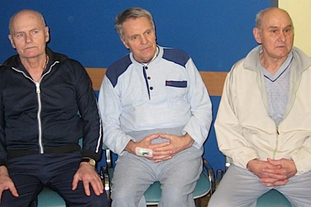 Pacjenci, którym naprawiono zastawki bez operacji: złapaliśmy drugi oddech...