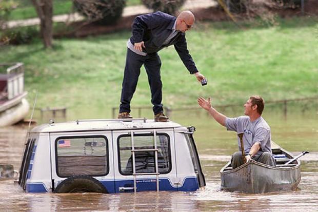 GIS: powódź nie zwiększyła liczby zachorowań