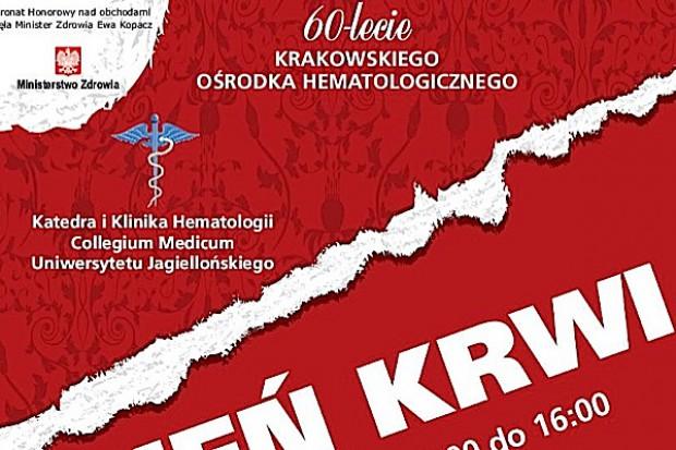 60. urodziny Krakowskiego Ośrodka Hematologicznego
