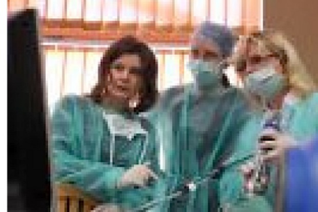 Kajetany: III Międzynarodowy Kurs Chirurgii Endoskopowej Zatok