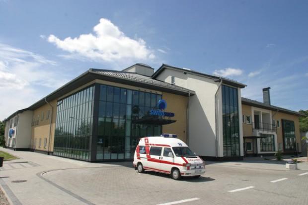 Swissmed planuje: trzy szpitale i 15 przychodni do 2012 roku