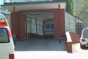 Słubice: ze szpitala ewakuowano pacjentów
