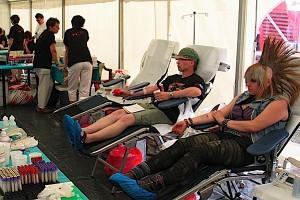 Radom: pierwsze przedwakacyjne apele o oddawanie krwi
