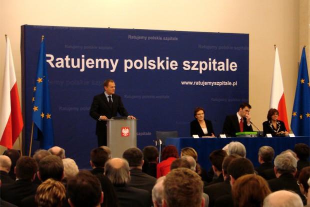 Trójmiasto: szpitale w Sopocie i Gdyni Redłowie będą spółkami