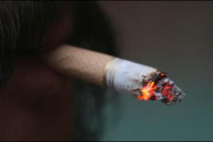 Czteroletni nałogowiec, który rzucił palenie