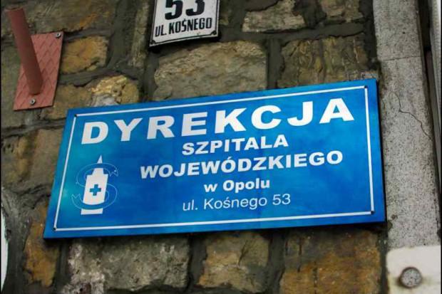 Opole: kolejny element w modernizacji Szpitala