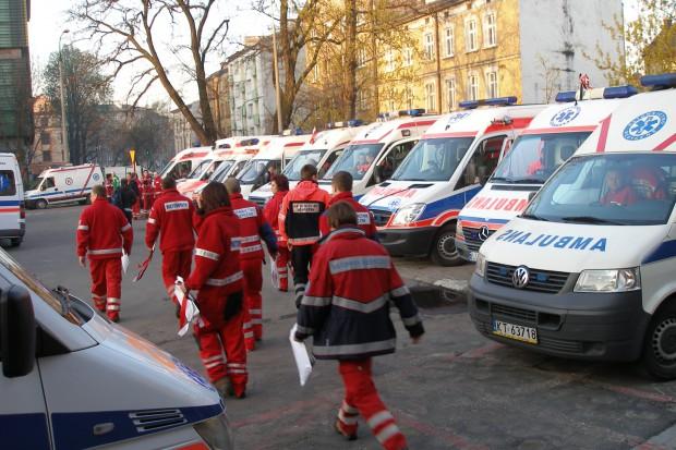 Białystok: sąd skazał uczestnika wypadku, który pobił ratownika