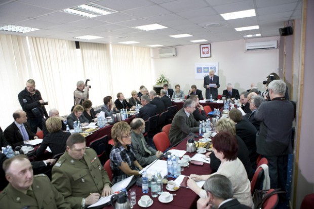 Zdrowie kandydatów, czyli Grzegorz Napieralski proponuje okrągły stół