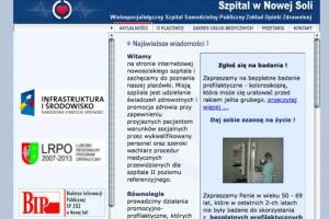 Nowa Sól: szukają miejsca na rynku medycznym