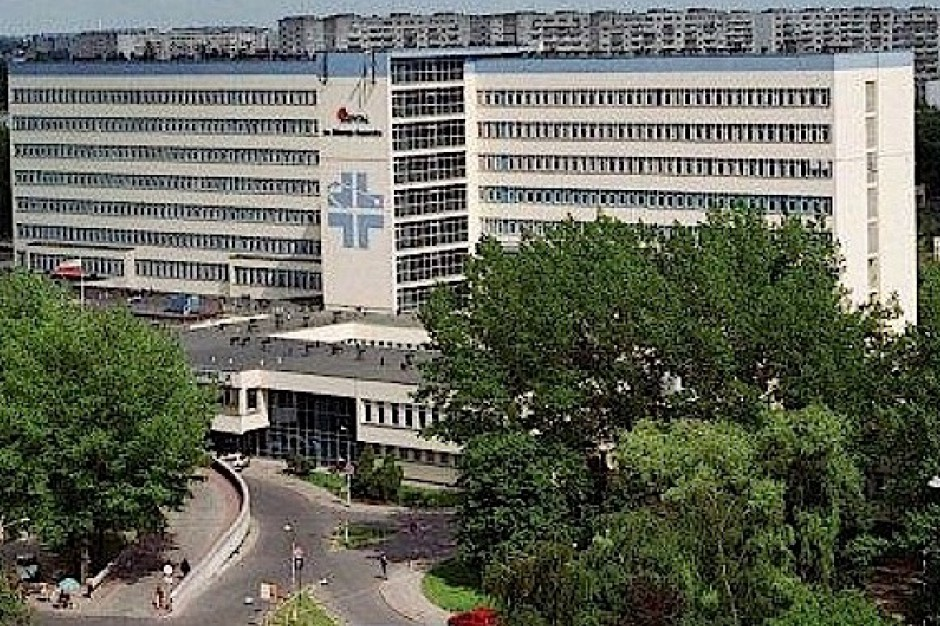 Dyrektor łódzkiego Szpitala im. Kopernika złożył skargę na monopolistyczne praktyki NFZ
