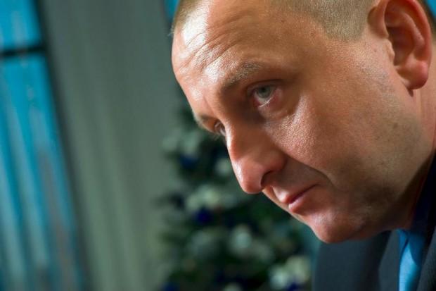 Jacek Paszkiewicz: więcej pieniędzy na leczenie z ZUS, mniej - z KRUS