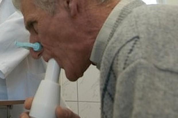 Podlaskie: 13 tys. profilaktycznych badań płuc