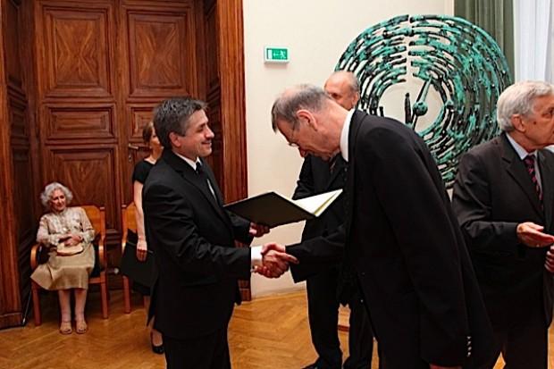 Kraków: Nagrody im. Tadeusza Browicza za osiągnięcia naukowe
